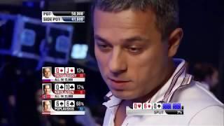 Невероятный Терн и Ривер в Покерном Турнире