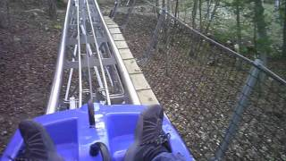 The Runaway Mountain Coaster Branson Mo.