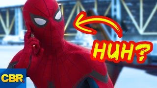 Download Youtube: 10 Spiderman Secrets You Didn't Know About Spider-Sense!