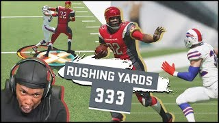 Trolling Kids w/ Jim Browns GLITCHED Armbar Ability! INSANE Rushing Yards! (Madden 20)