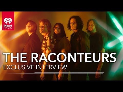 The Raconteurs Talk New Album 'Help Us Stranger' + More! | Exclusive Interview - IHeartRadio