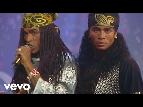 Milli Vanilli - Keep On Running (Wetten, dass ...? 03.11.1990) (VOD)