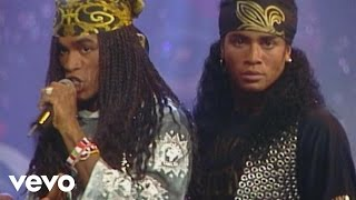 Milli Vanilli - Keep On Running (Wetten, dass ... 03.11.1990)