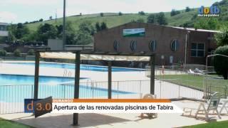 dotb Renovadas piscinas de Tabira 07-06-2017