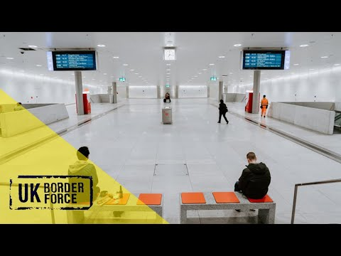 UK Border Force - Season 1, Episode 1