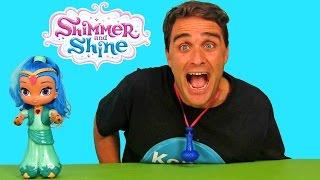 Shimmer & Shine Wish and Spin Shine !     Toy Reviews     Konas2002