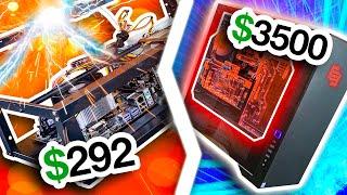 BROKE vs PRO Gaming PC