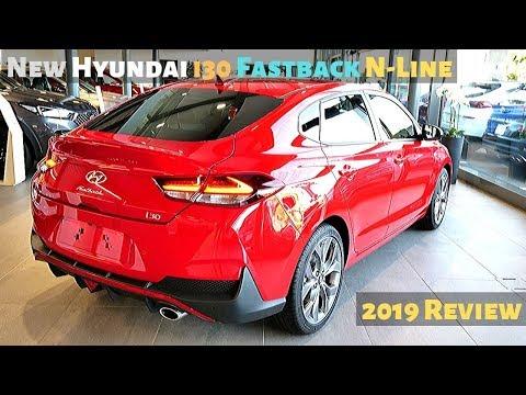 New Hyundai i30 Fastback N-Line 2019 Review Interior Exterior