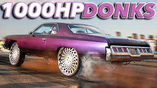 The FASTEST DONKS in the WORLD! (DonkMaster's Fleet) by 1320Video