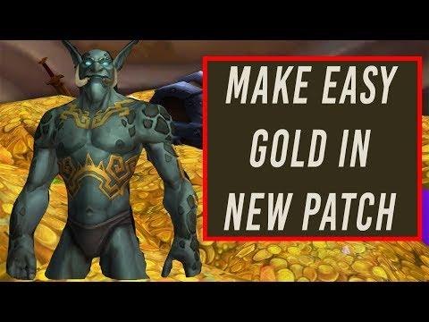 Bfa Solo Gold Farming