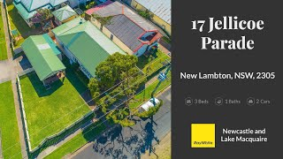 17 Jellicoe Parade New Lambton