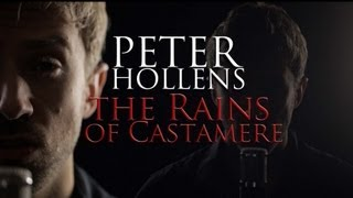 The Rains of Castamere - Peter Hollens - Game of Thrones