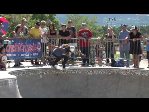 Rocky Mountain Rampage 2016 - Girl's Bowl