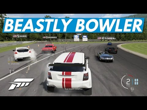 Forza 6│What A Car: Beastly Bowler!