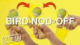 How to BIRD NOD-OFF - Kendama Trick Tutorial - Sweets Kendamas