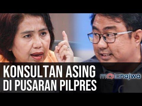 Download Tancap Gas Jelang Pentas: Konsultan Asing di Pusaran Pilpres (Part 2) | Mata Najwa HD Mp4 3GP Video and MP3