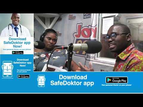 #JoySMS Newspaper Review on Joy FM (24-8-18)