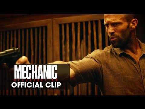 New Movie Clip for Mechanic: Resurrection