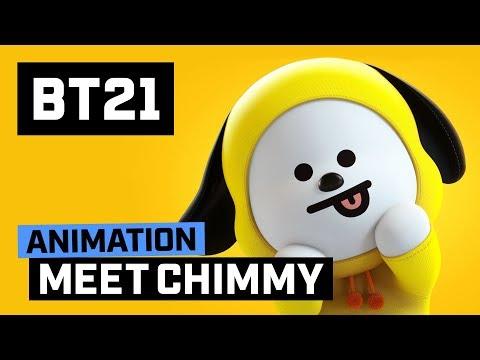 [BT21] Meet CHIMMY!