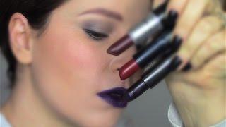 Trend lipstick, Mac | Nabla | Rimmel London