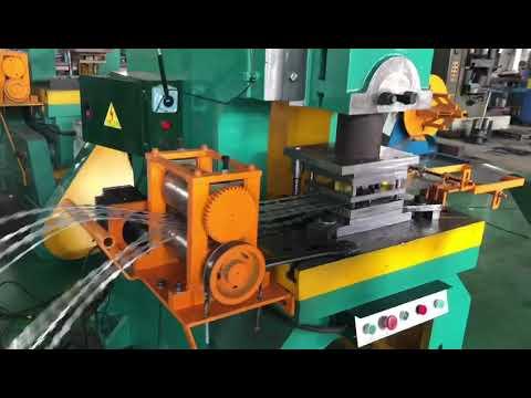 Razor Blade Barbed Wire Making Machine
