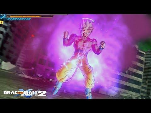 Dragonball Xenoverse 2 Super Saiyan God,Blue,Rose,Rose Kaioken for