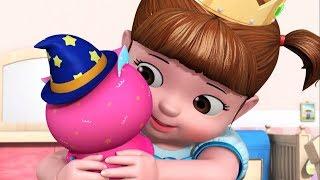 Мультфильмы - Консуни и друзья - Лучший торт на свете и Загадай желание