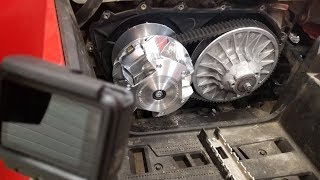 STM clutch install on Can Am - Most Popular Videos