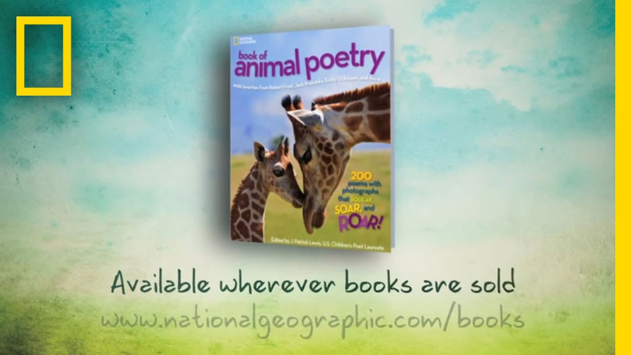 "A Reading by J. Patrick Lewis from ""Animal Poetry"" 