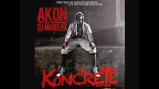 Akon So High New 2012 The Koncrete mixtape