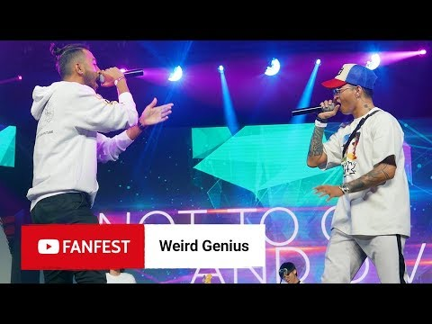 Download WEIRD GENIUS @ YouTube FanFest Jakarta 2018 HD Mp4 3GP Video and MP3