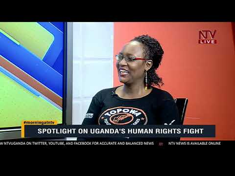 Spotlight on Uganda's human rights fight