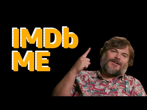 Jack Black goes through his IMDb credits in hilarious video
