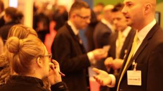 preview picture of video 'CTI Launch CTI Sherpa at the Business Travel Show'