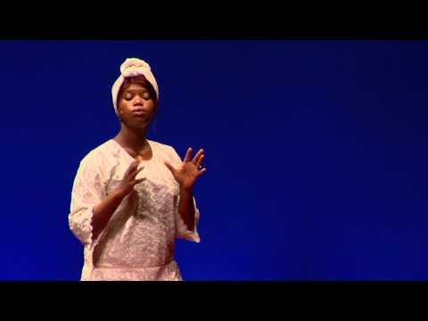 TEDx Talks: Born a girl in the wrong place | Khadija Gbla
