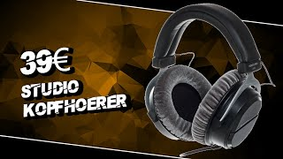 Schmeißt euer Gaming Headset in den Müll! | Superlux HD-660 Pro (150Ω) Review