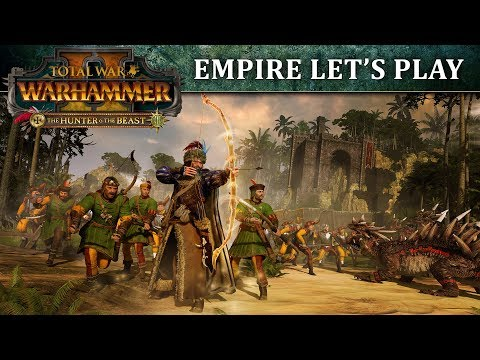 Total War Warhammer 2 The Hunter And The Beast For Pc Reviews Opencritic Norsca campaign please note this is an unofficial video and is not endorsed by sega. markus wulfhart let s play total war warhammer 2 the hunter the beast let s play