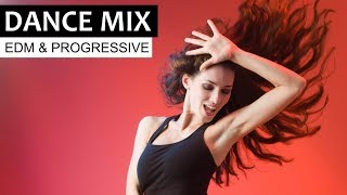 DANCE MIX 2019 🌹 EDM & Progressive House Club Electro Music