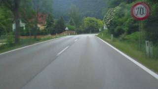 preview picture of video 'Alland - Wien - Wiener Neustadt - Wien c.1 / Austria'