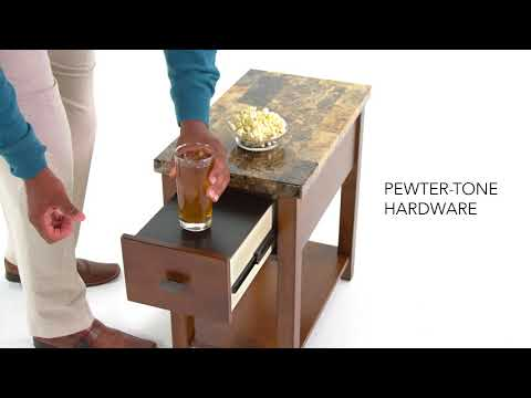 Breegin T007-158 Chair Side End Table