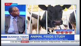 Business Today - 9th October 2017: Discussion on Animal Feeds in Kenya