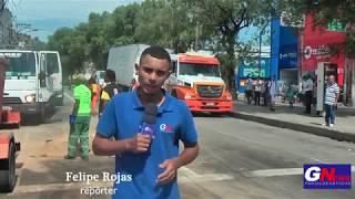 Acidente grave em Niterói deixa 4 feridos e trânsito bloqueado