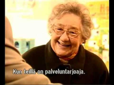 Oma will ein Computer kaufen