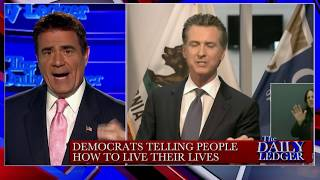 Stop the Tape! Democrats Telling People How to Live Their Lives