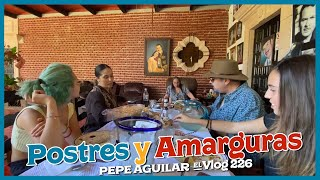 Esta edición del Vlog viene con algunas noticias, comida en familia y reflexiones llenas de amargura!!!  Escucha a Pepe Aguilar en todas las plataformas digitales: https://ONErpm.lnk.to/PepeAguilar  Escucha la playlist Hecho en México https://ONErpm.lnk.to/HechoEnMexico