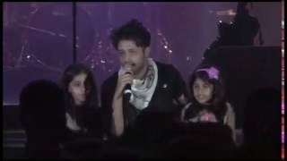 "Atif Aslam Performing Live At Dubai Hungama Event ""PEHLI NAZAR ME with Kids"""