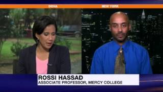 Dr. Rossi Hassad On Al Jazeera English speaking about Ebola 8-6-14