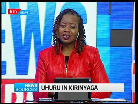 News Sources: President Uhuru in Kirinyaga