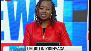 News Sources: President Uhuru in Kirinyaga