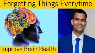 Best food to boost Your Brain And Memory | Dr. Vivek Joshi